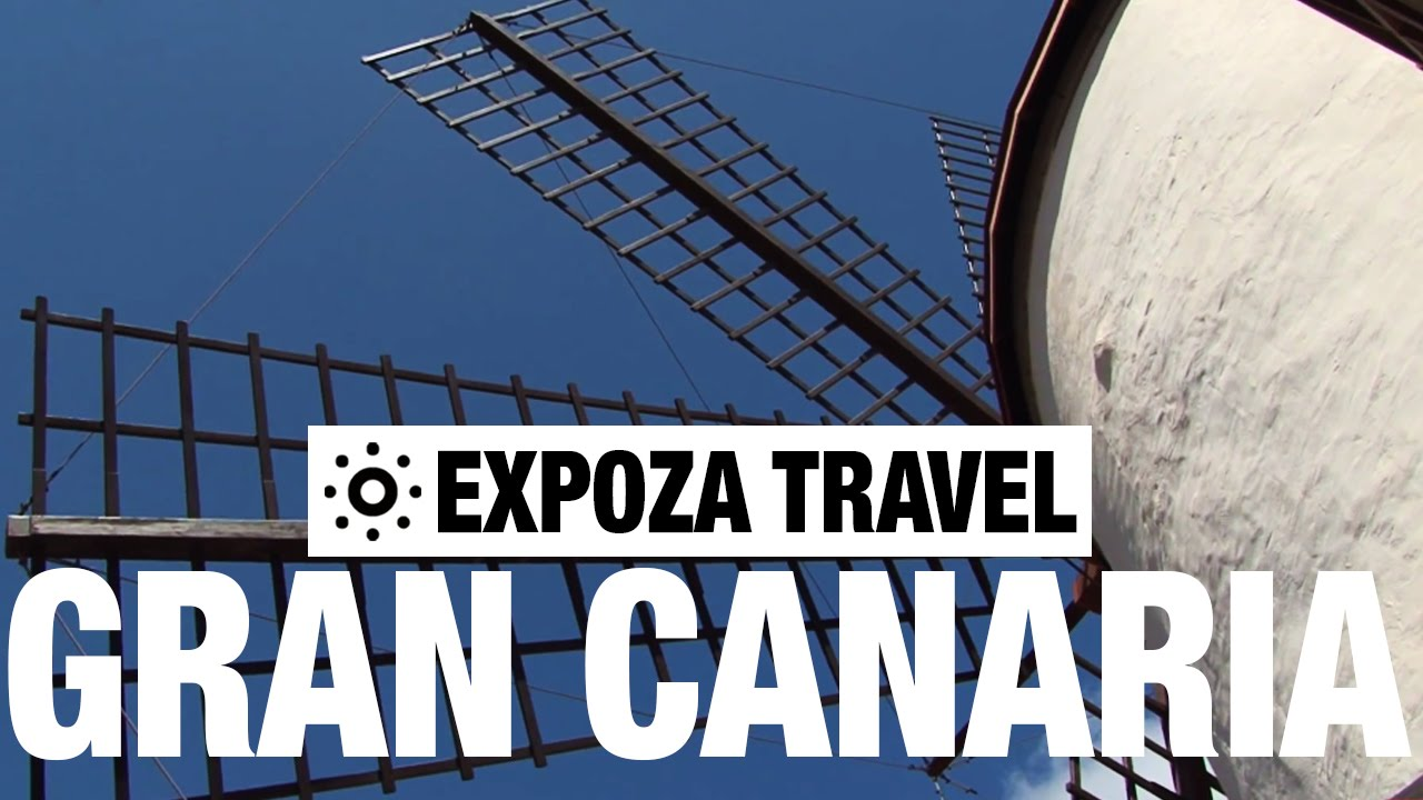 Gran Canaria (Spain) Vacation Travel Video Guide