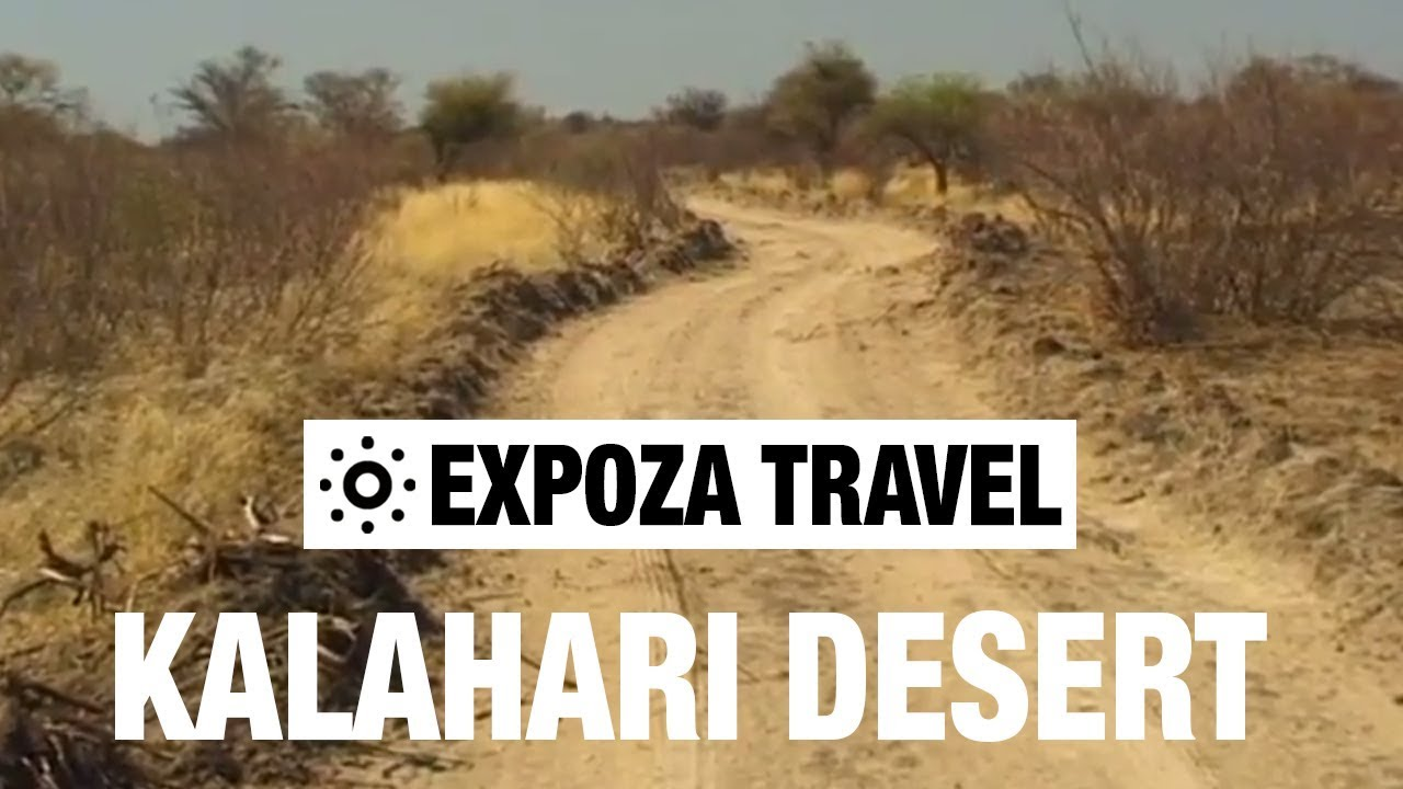 Read more about the article Kalahari Desert (South Africa) Vacation Travel Video Guide
